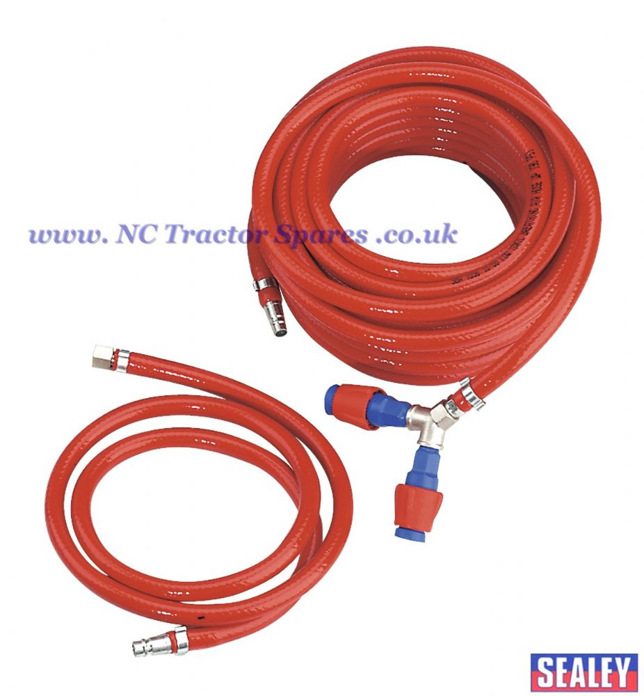 Low Toxic Breathing Hose 10mtr